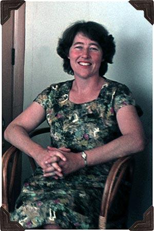 Memories of my mum, Jessie
